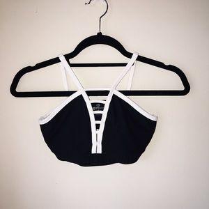 90 degrees workout sports bra